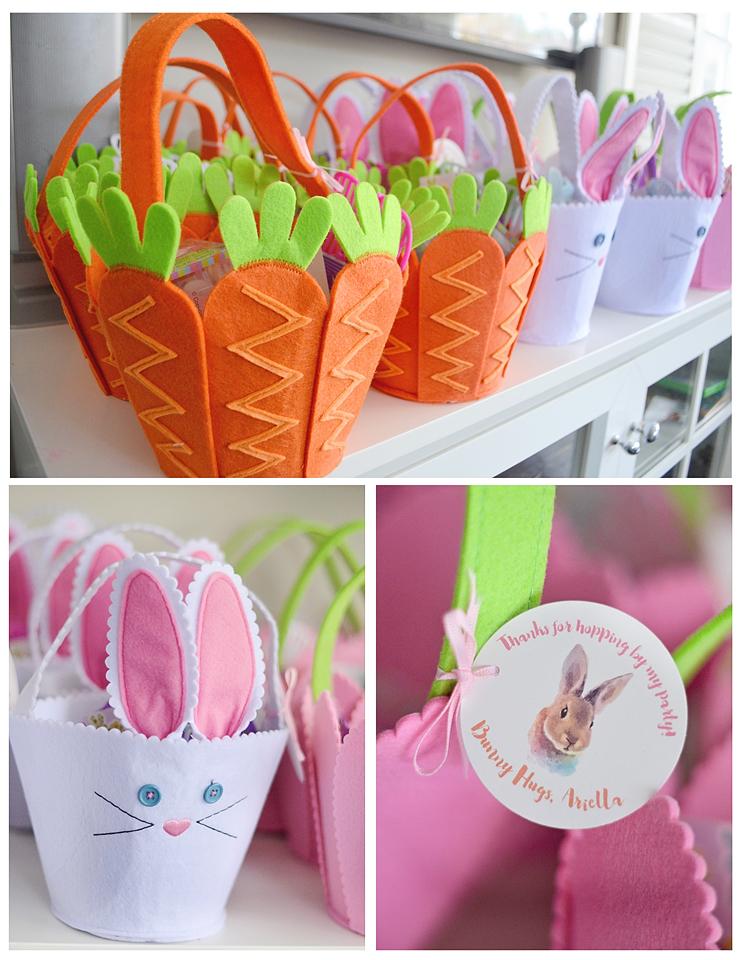 Ariella S Bunny Themed 4th Birthday Party Project Nursery
