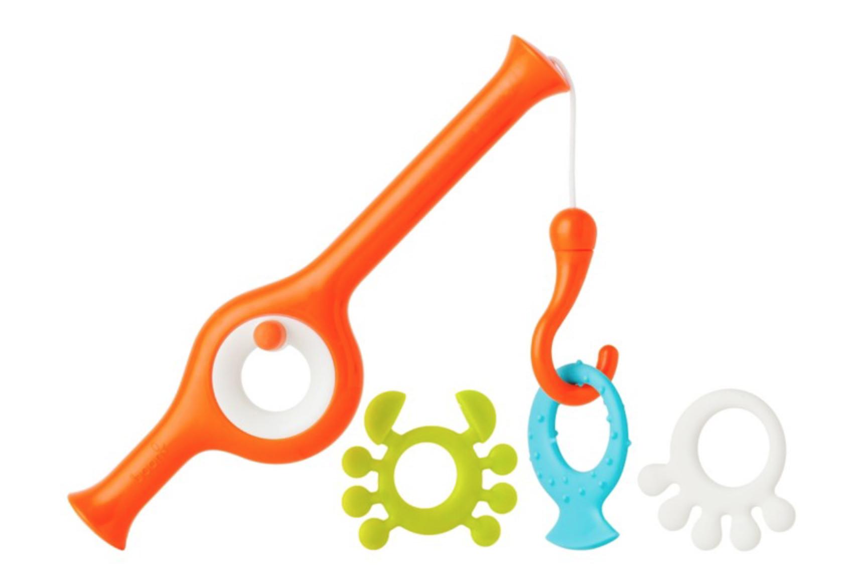 Bath Fishing Rod Toy