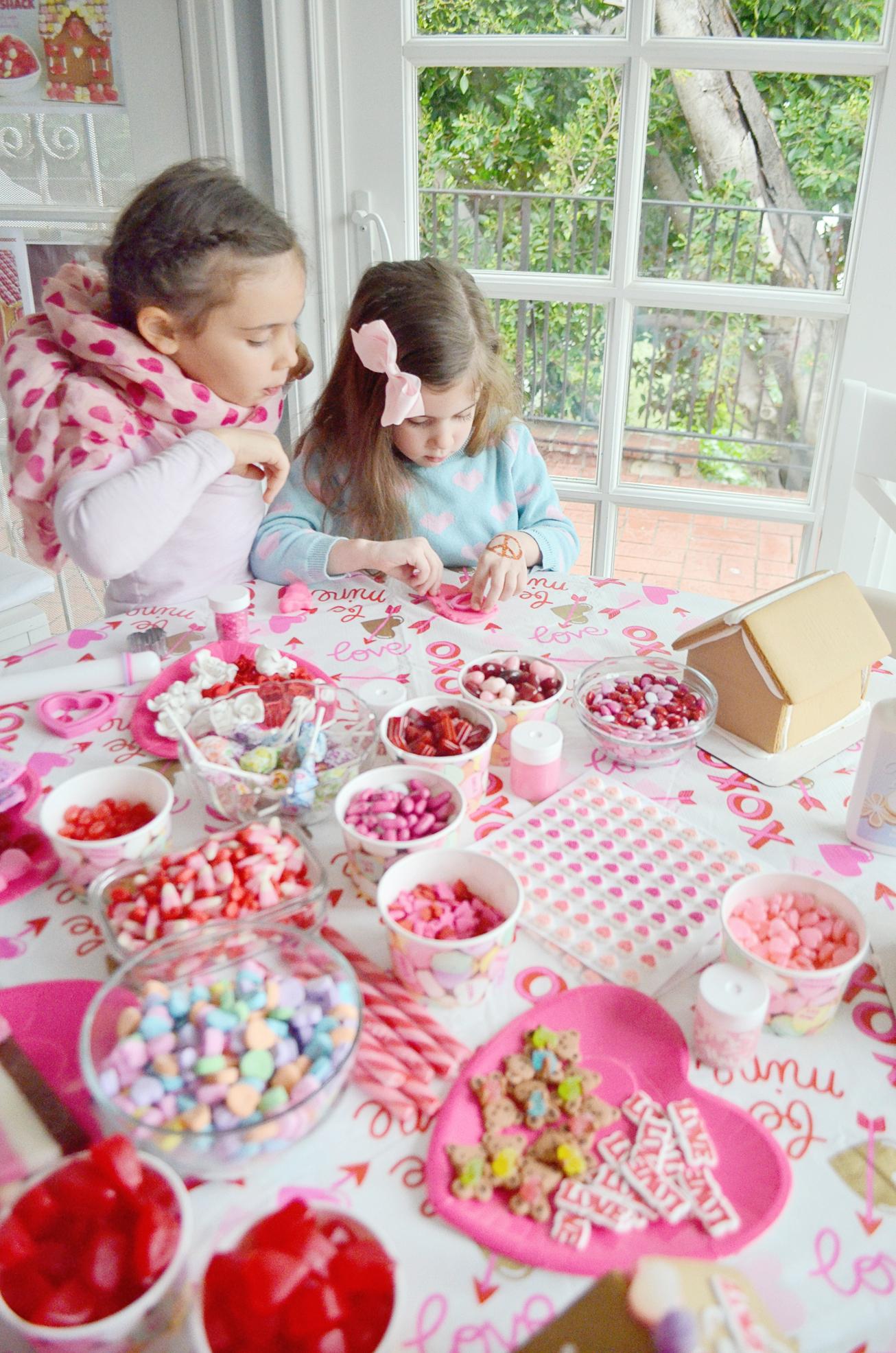 DIY Gingerbread Love Shack for Kids