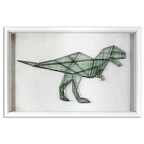 Dino String Art