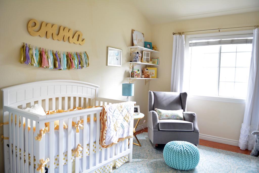 Winnie the Pooh-Inspired Nursery - Project Nursery