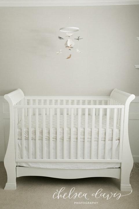 Paige S Simple Neutral Nursery Project Nursery