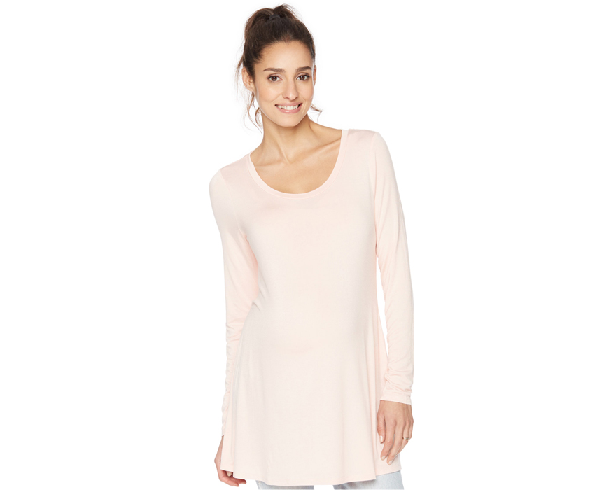 Maternity Long-Sleeve Tee from Macy's
