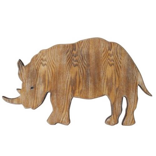 Rhino Plaque