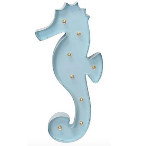 Seahorse Marquee Light