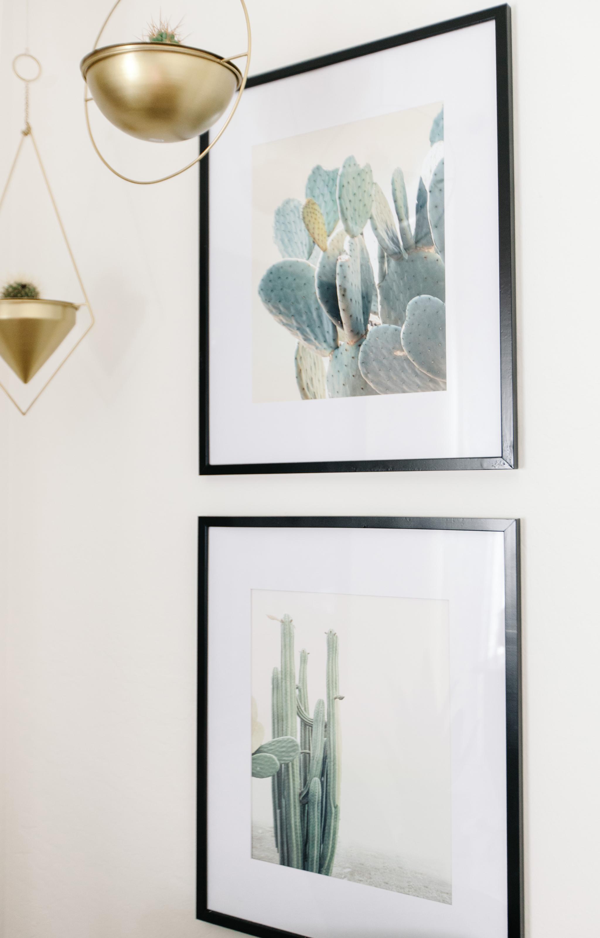 Cactus Prints Nursery Trend