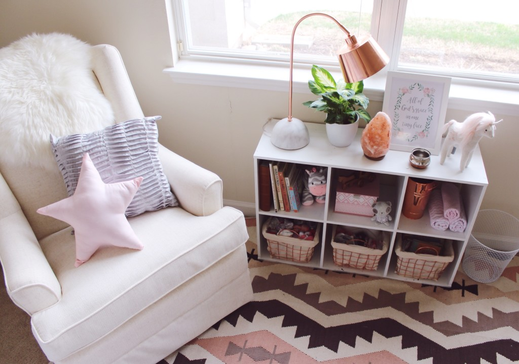 Boho Chic Girl's Nursery - Project Nursery