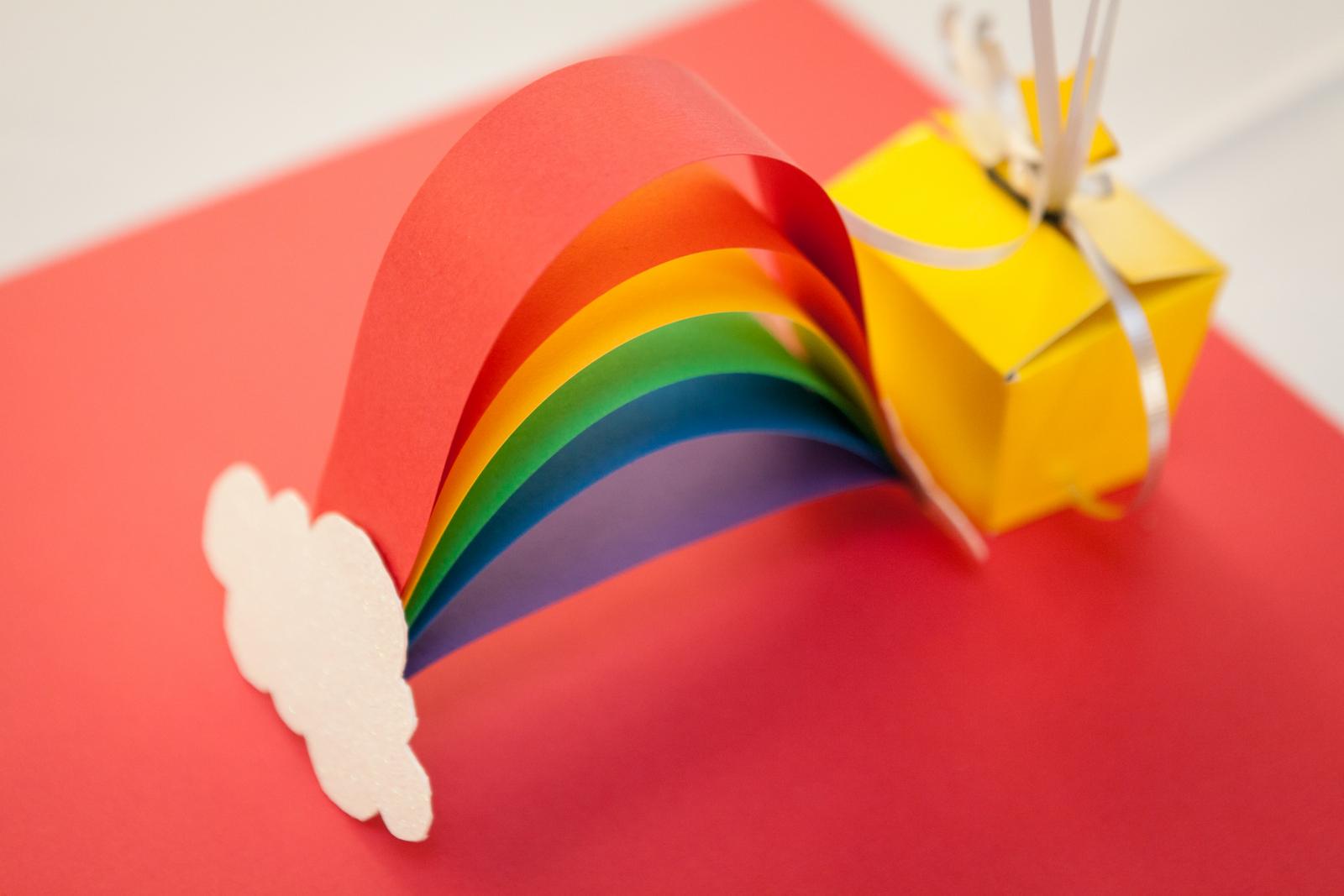 Paper Rainbow