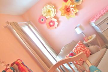 Fun, Fresh and Feminine Flower Nursery