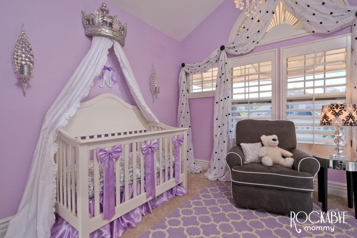 Dreaming Of Lavender Nursery Project Nursery