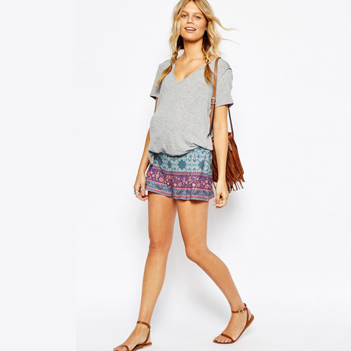 Maternity Shorts from ASOS