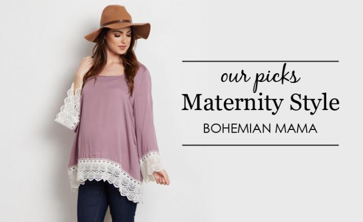 Bohemian Bump Style - Project Nursery
