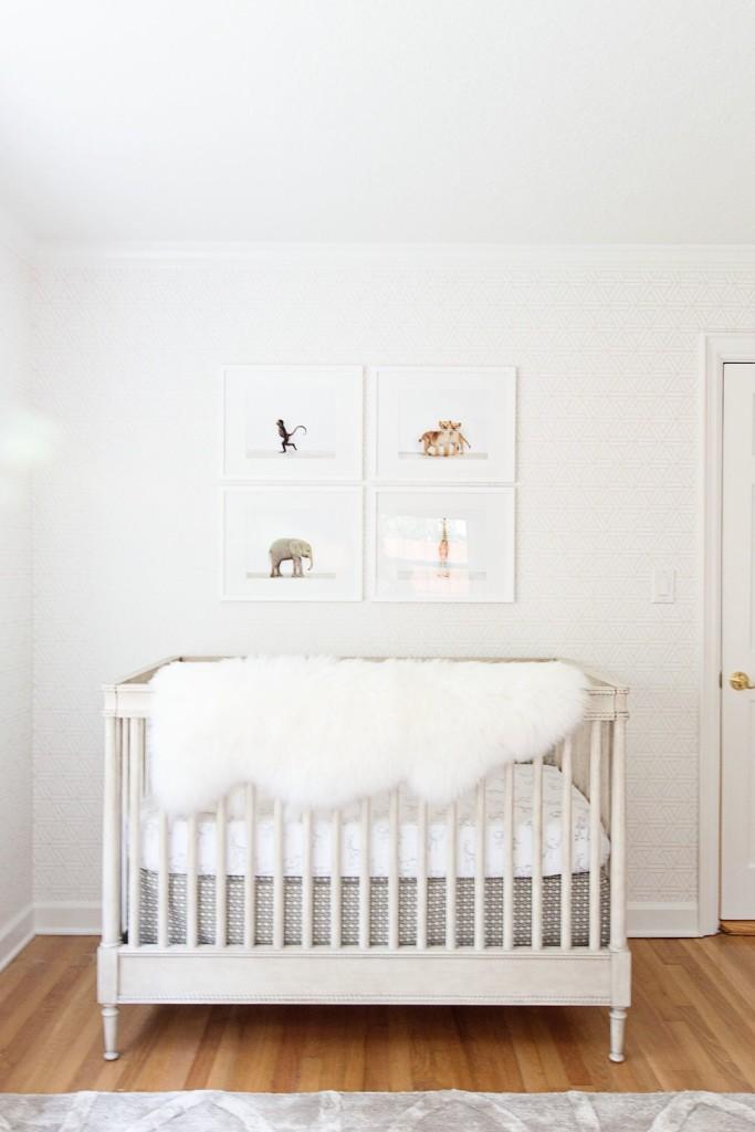 Maggie S Neutral Nursery Project Nursery