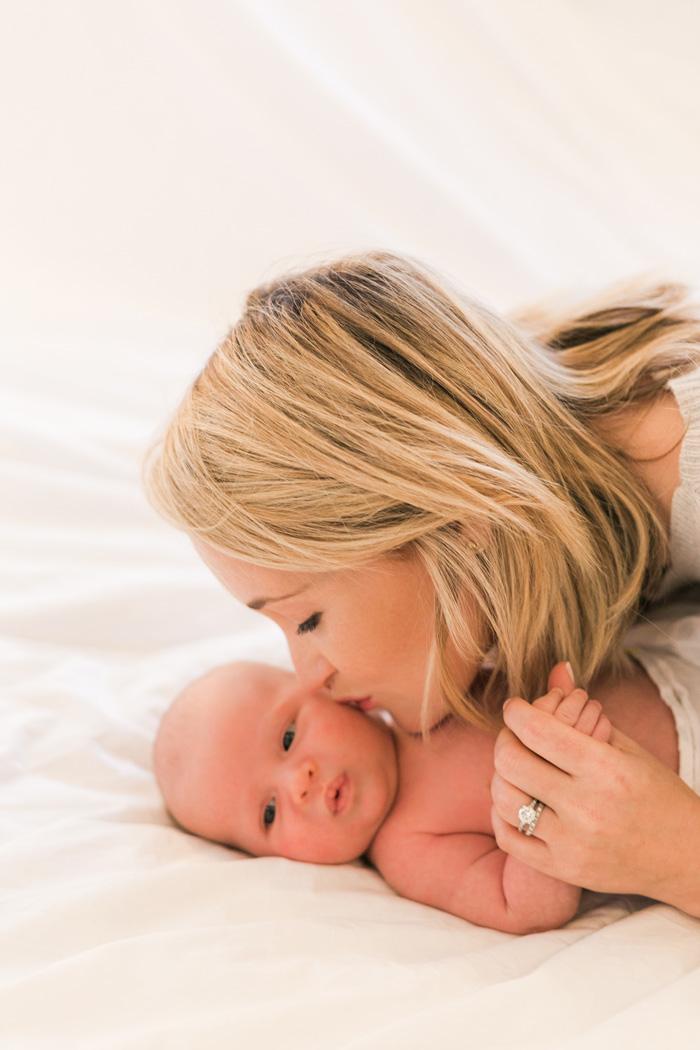 Ashley Fultz and Son
