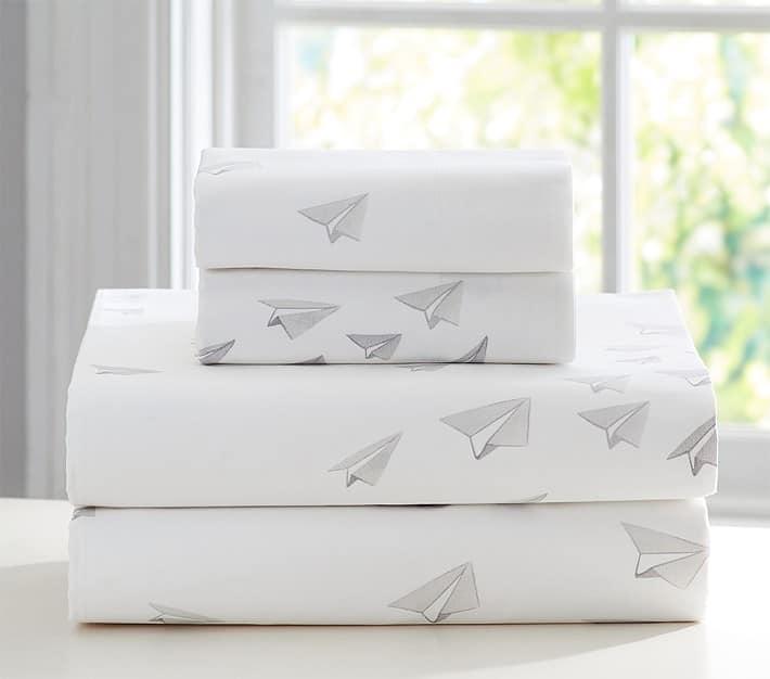 Paper Planes Sheet Set