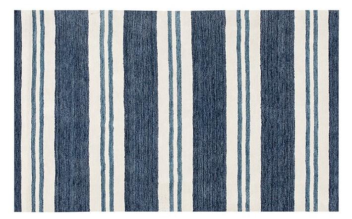 Monique Lhuillier Stripes Rug