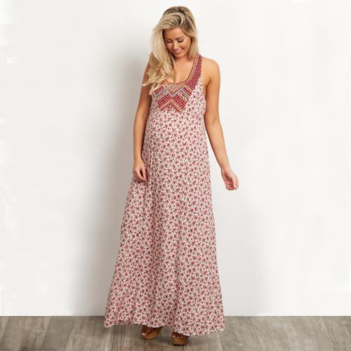Maternity Maxi Dress from Pink Blush Maternity
