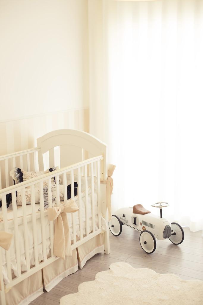 Retro nursery @perfecthomeinteriors