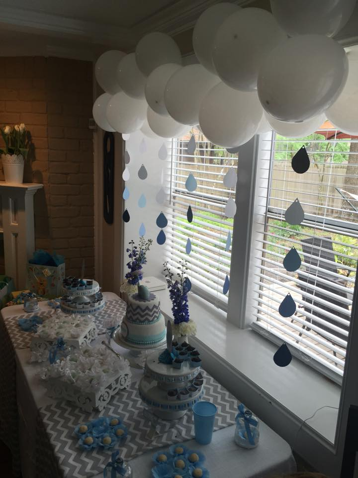 Elephant Baby Shower For Baby Boy 2 Project Nursery