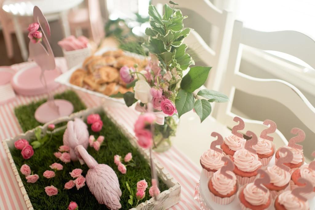 Flamingo Birthday Party - Project Nursery