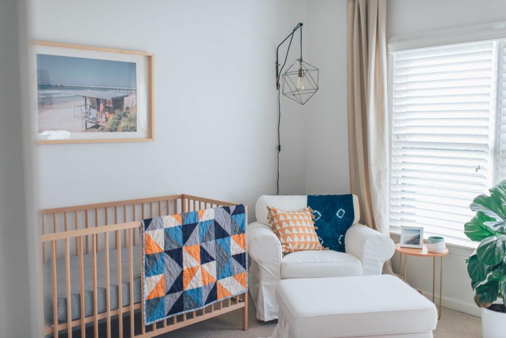 Modern Eclectic Nursery - Project Nursery