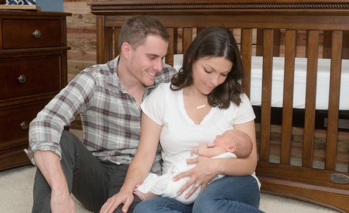 Deanna Pappas Stagliano Baby Boy