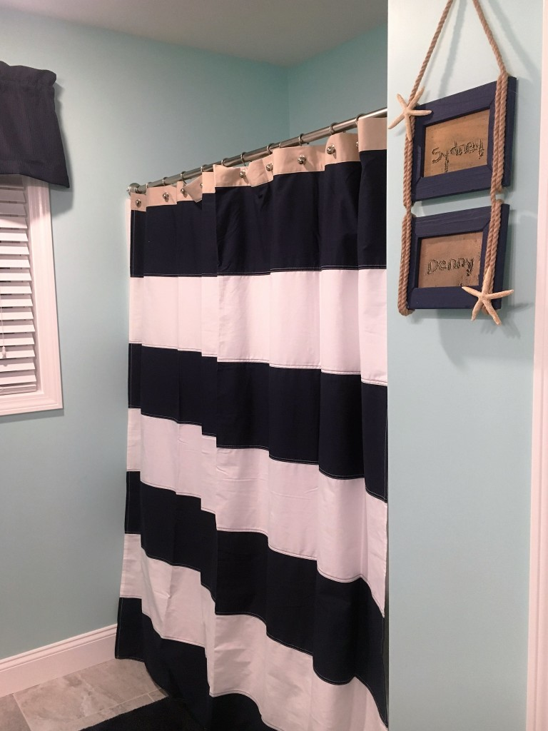 A Nautical Mermaid Amp Pirate Themed Bathroom Project Nursery