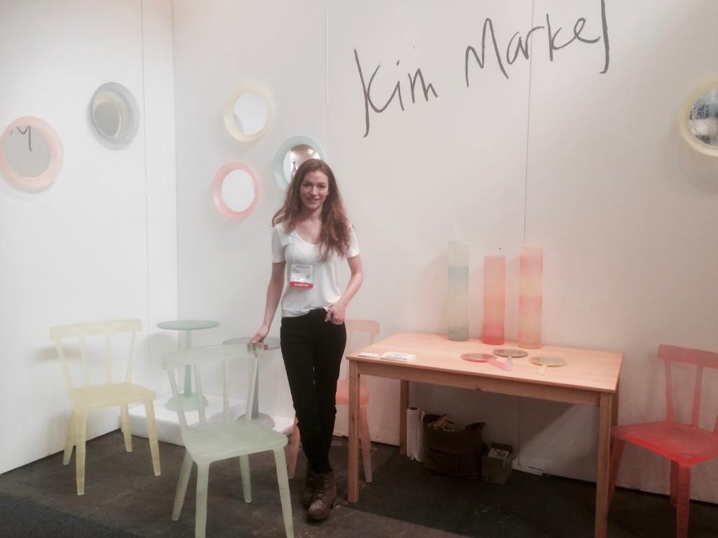 Designer Kim Markel