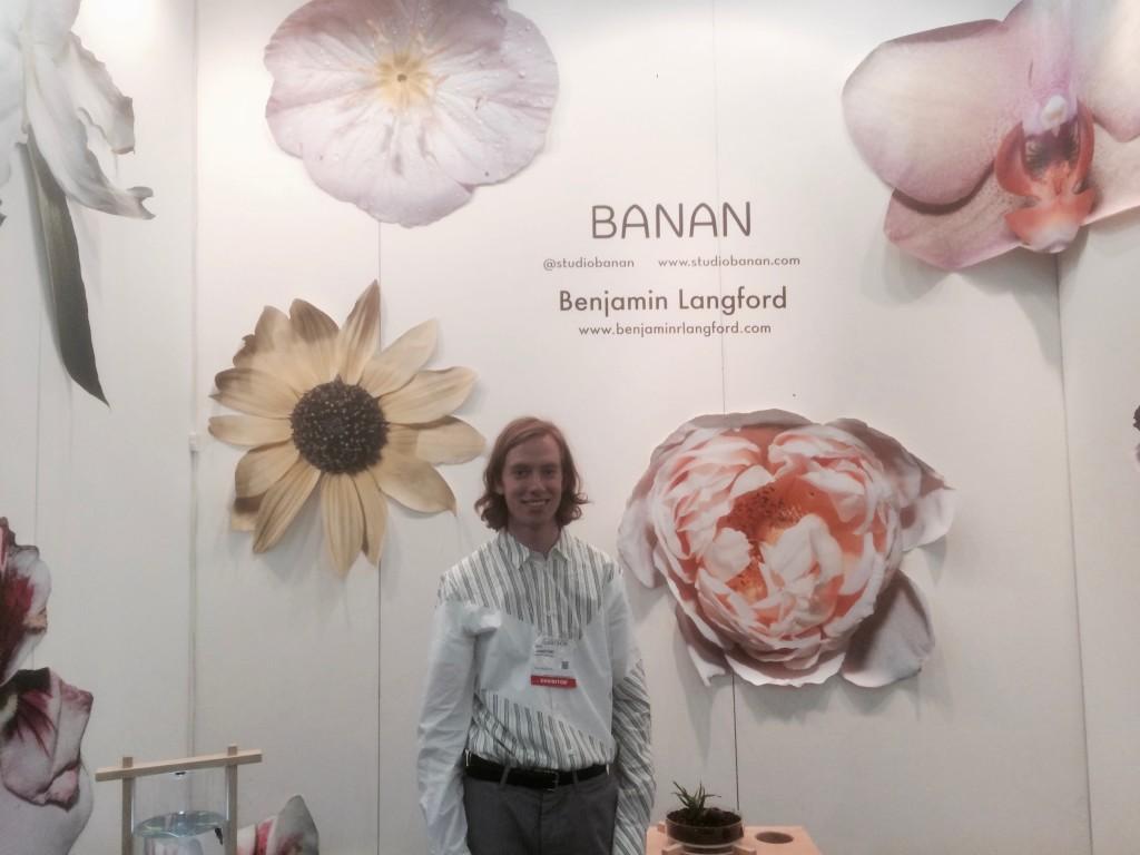 Floral Artwork by Benjamin Langford