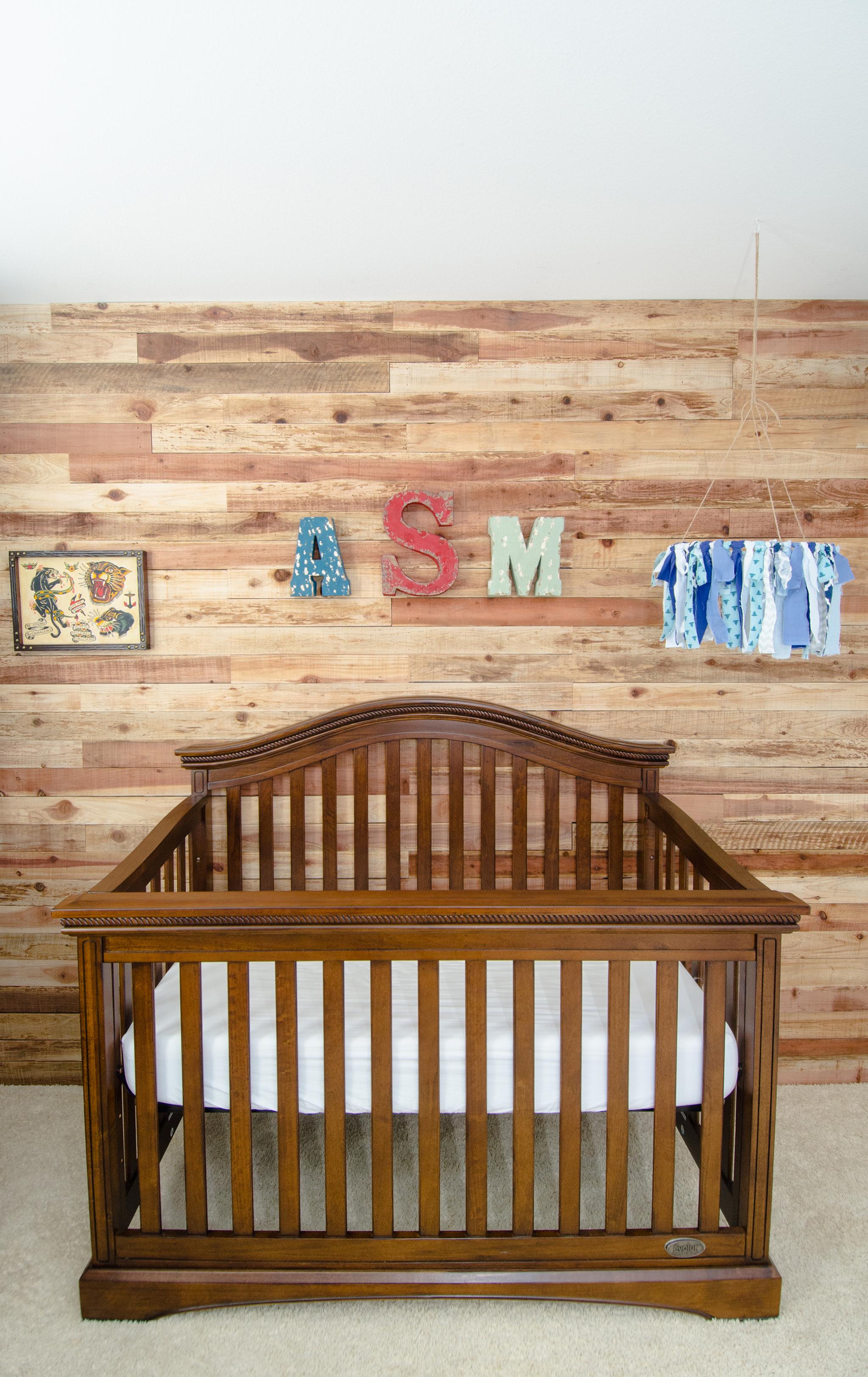Deanna Pappas Stagliano Boy Nursery