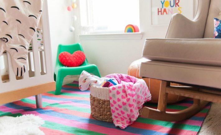 Colorful, Bohemian-Modern Nursery - Project Nursery