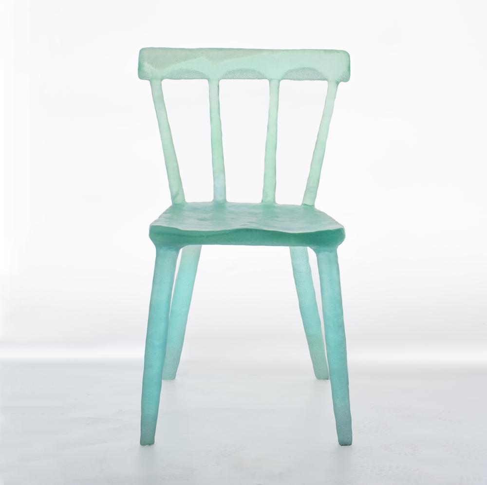 Glow Chair by Kim Markel