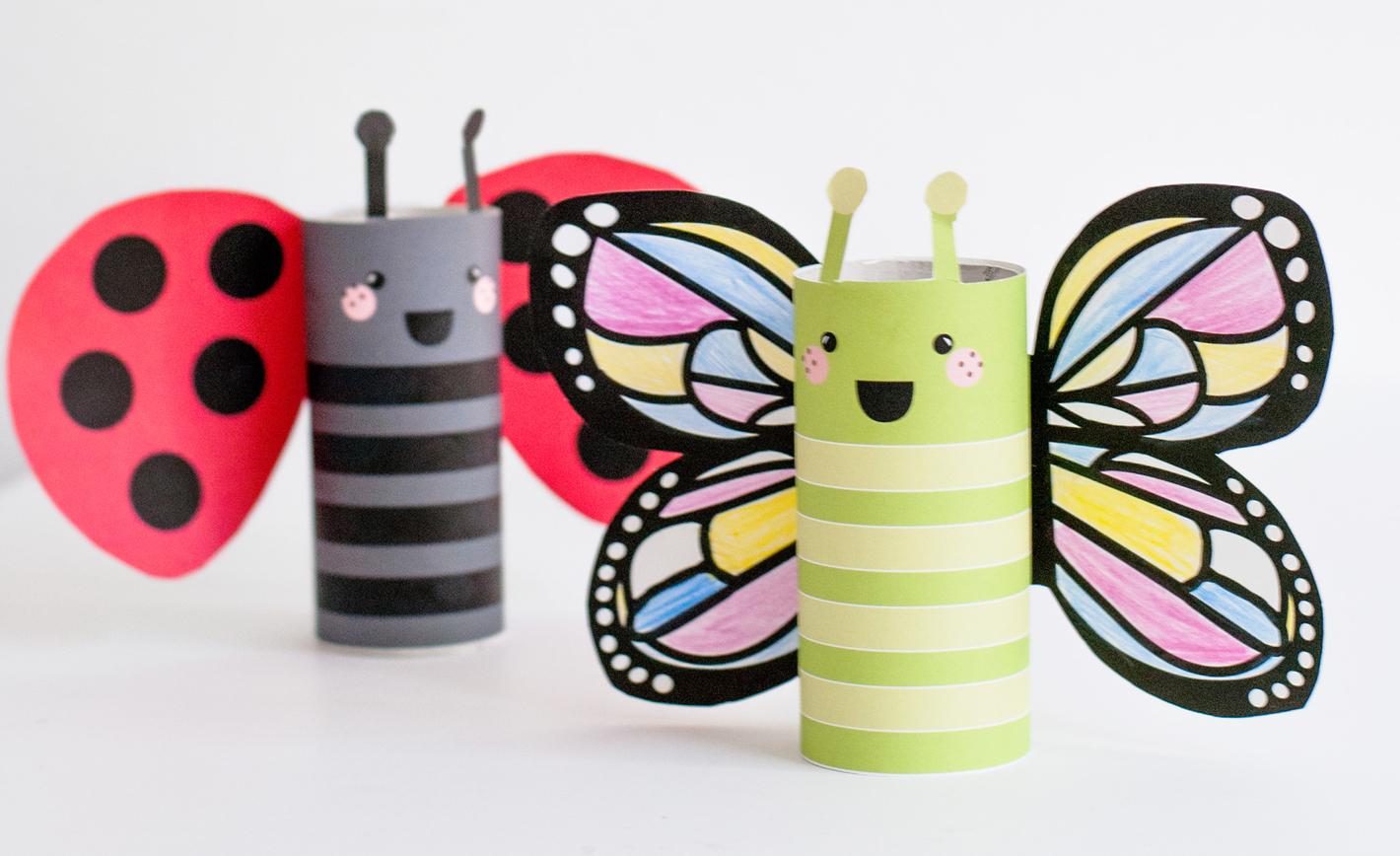 Spring Kids Craft Project Nursery