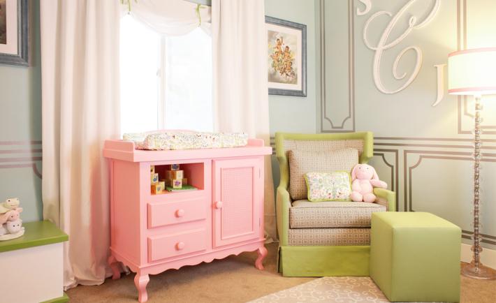 Pastel Nursery