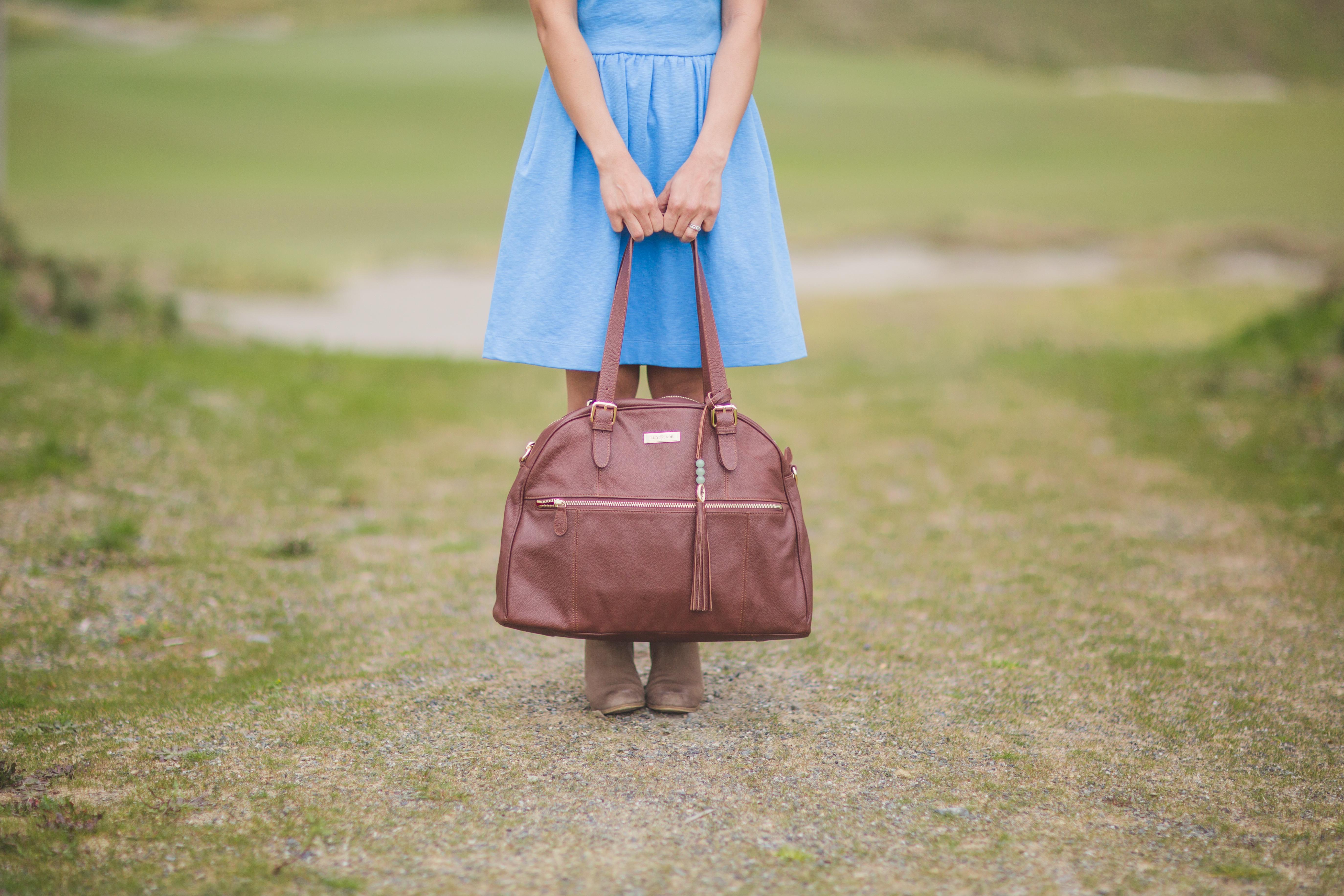 Lily Jade Rosie Diaper Bag