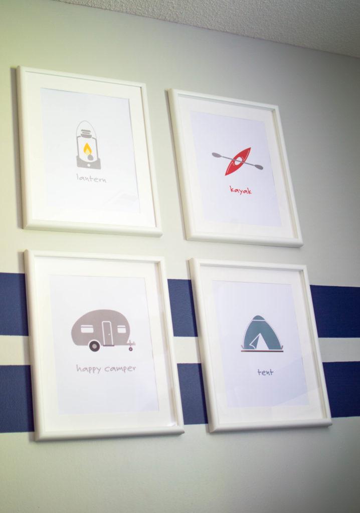 Chicakadee Art and Co. prints