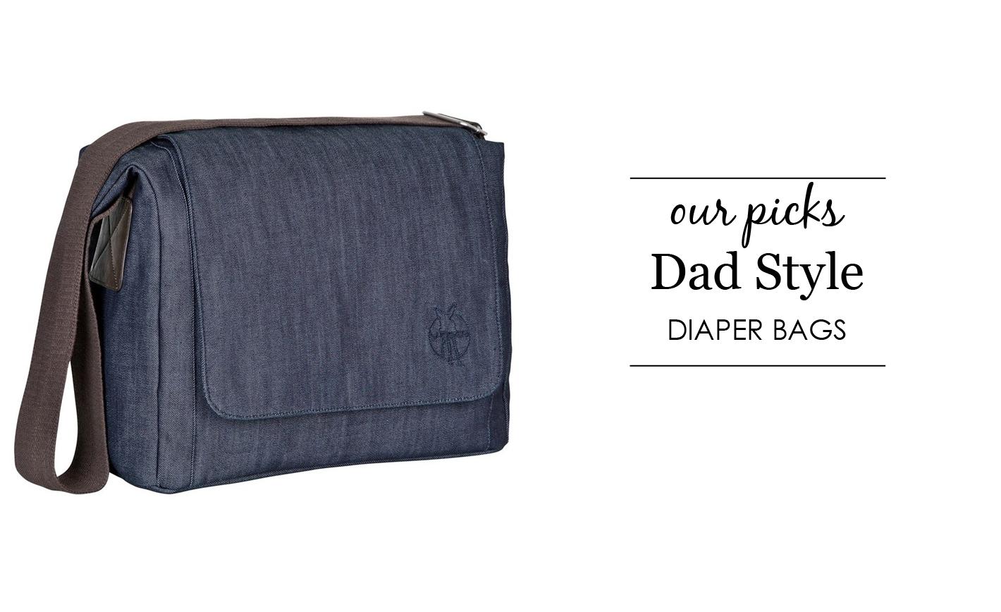 Dad Deserves A Diaper Bag Too Project Nursery
