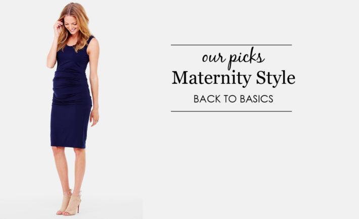 Maternity Basics - Project Nursery