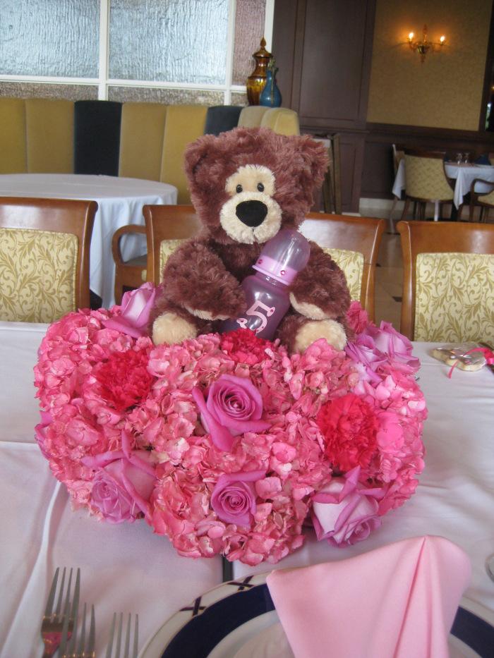 Teddy Bears And Ruffles Baby Shower Project Nursery