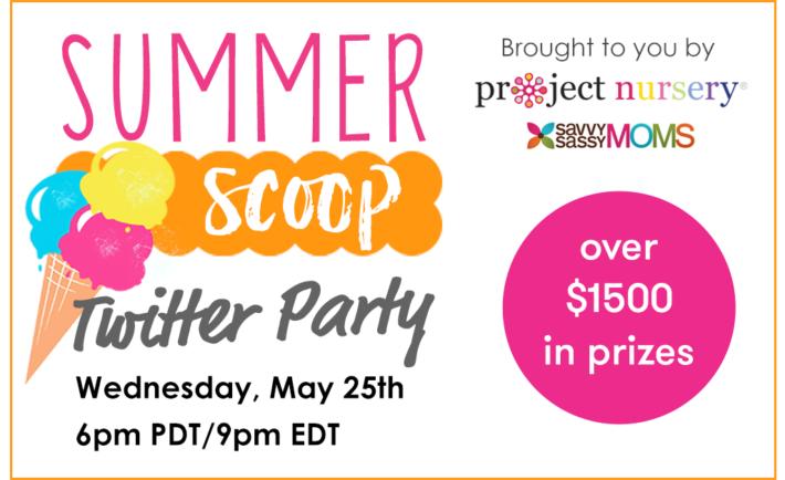 Summer Scoop Twitter Party