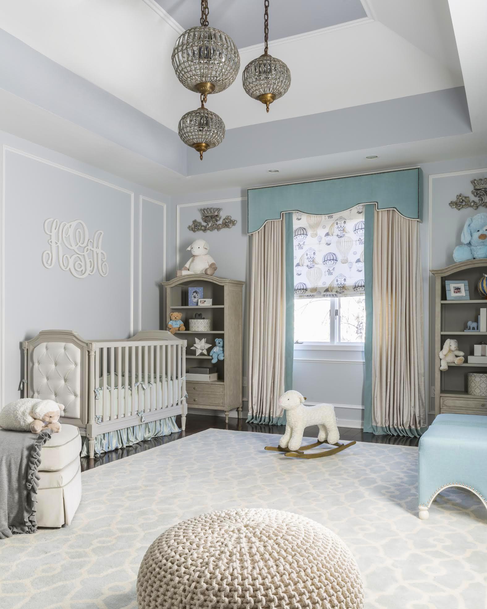 Luxury Baby Boy Rooms: Project Nursery