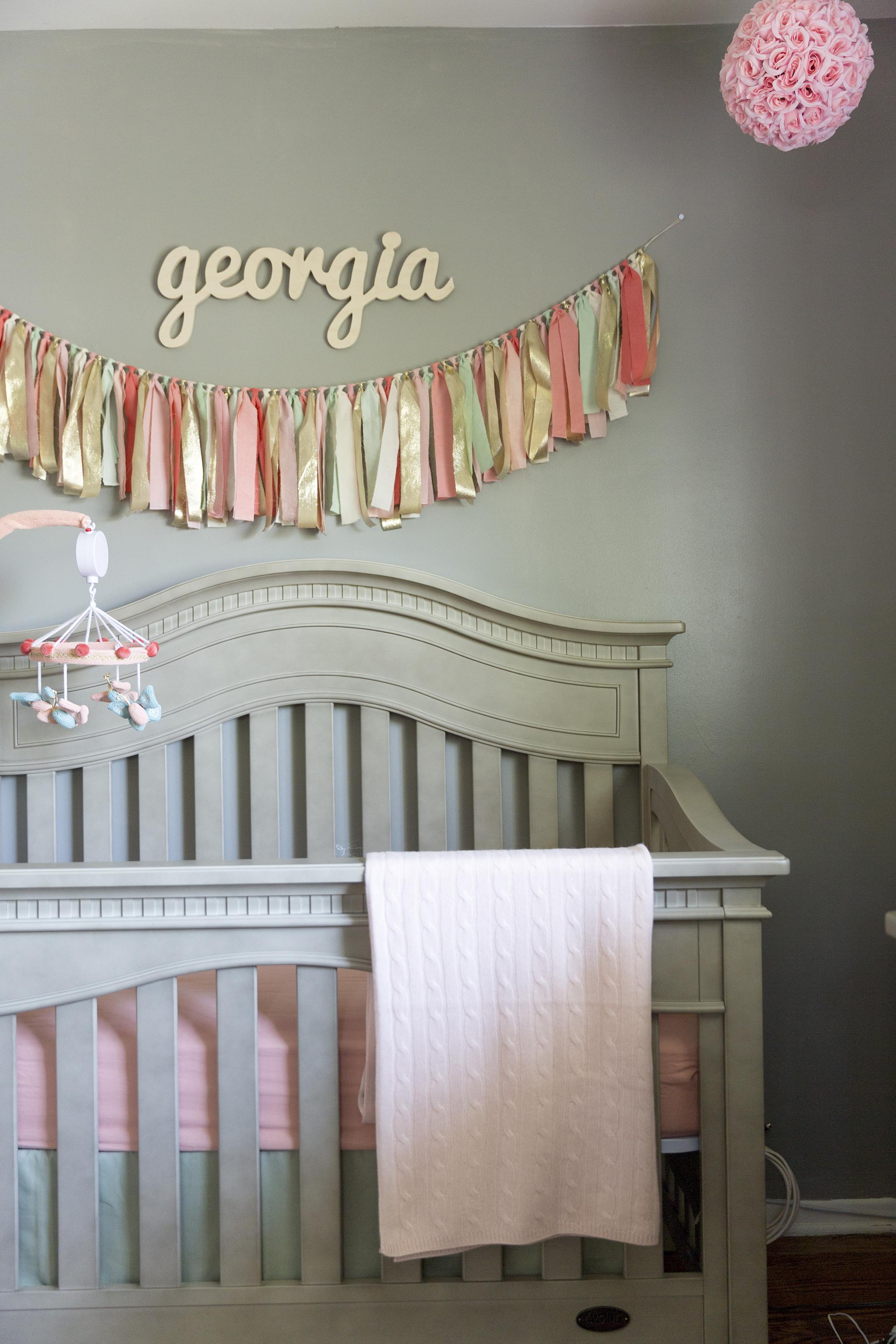 Christine Lakin's Nursery