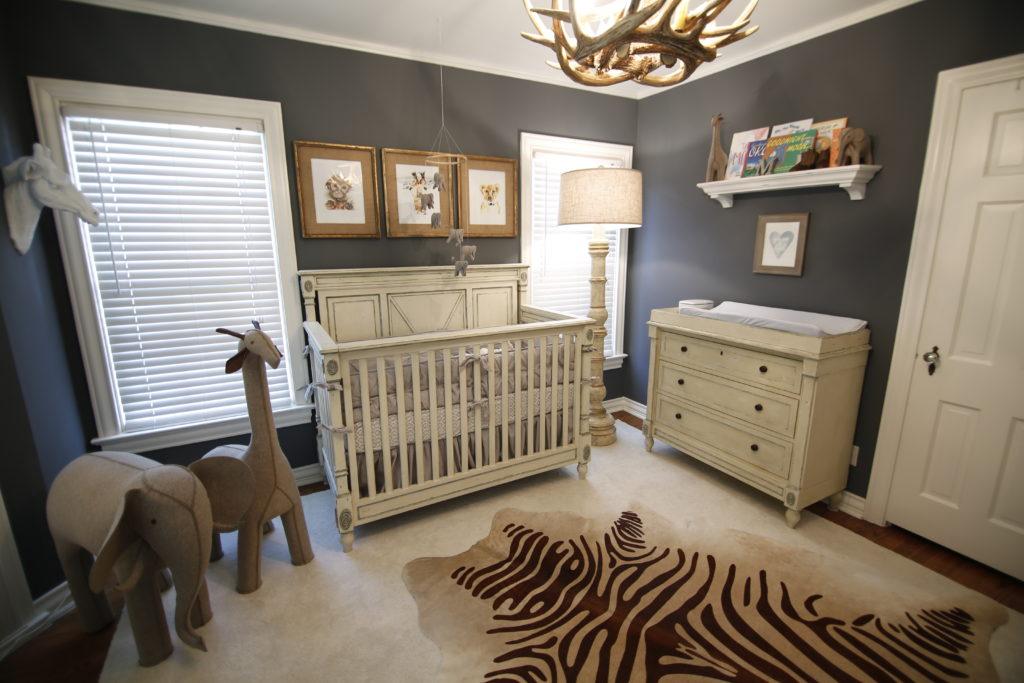 Safari Nursery Project Nursery