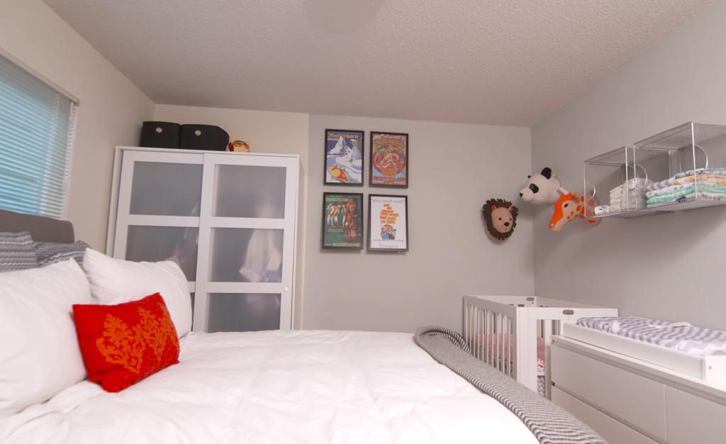 73 Best Children S Bedroom Ideas Images On Pinterest: Creating A Nursery Nook In Your Master Bedroom