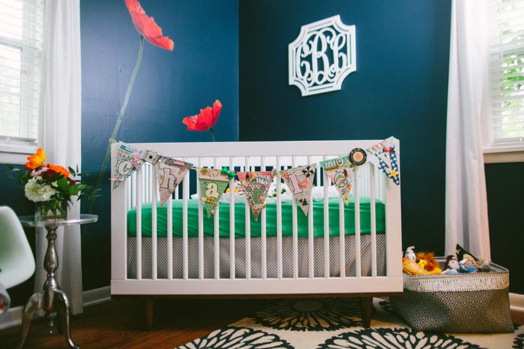 Whimsical Oz Inspired Nursery - Project Nursery