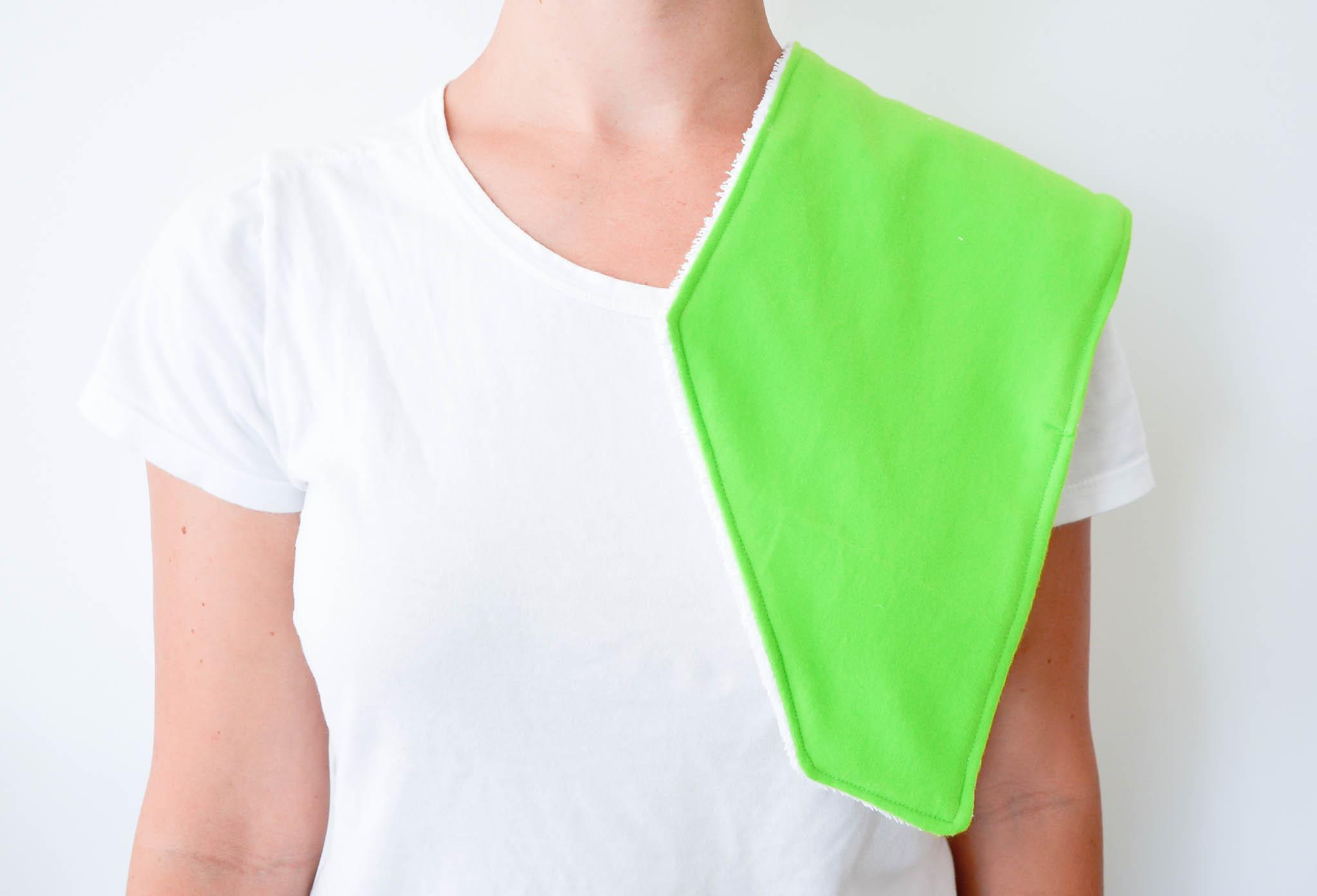 DIY Burp Cloth Tutorial