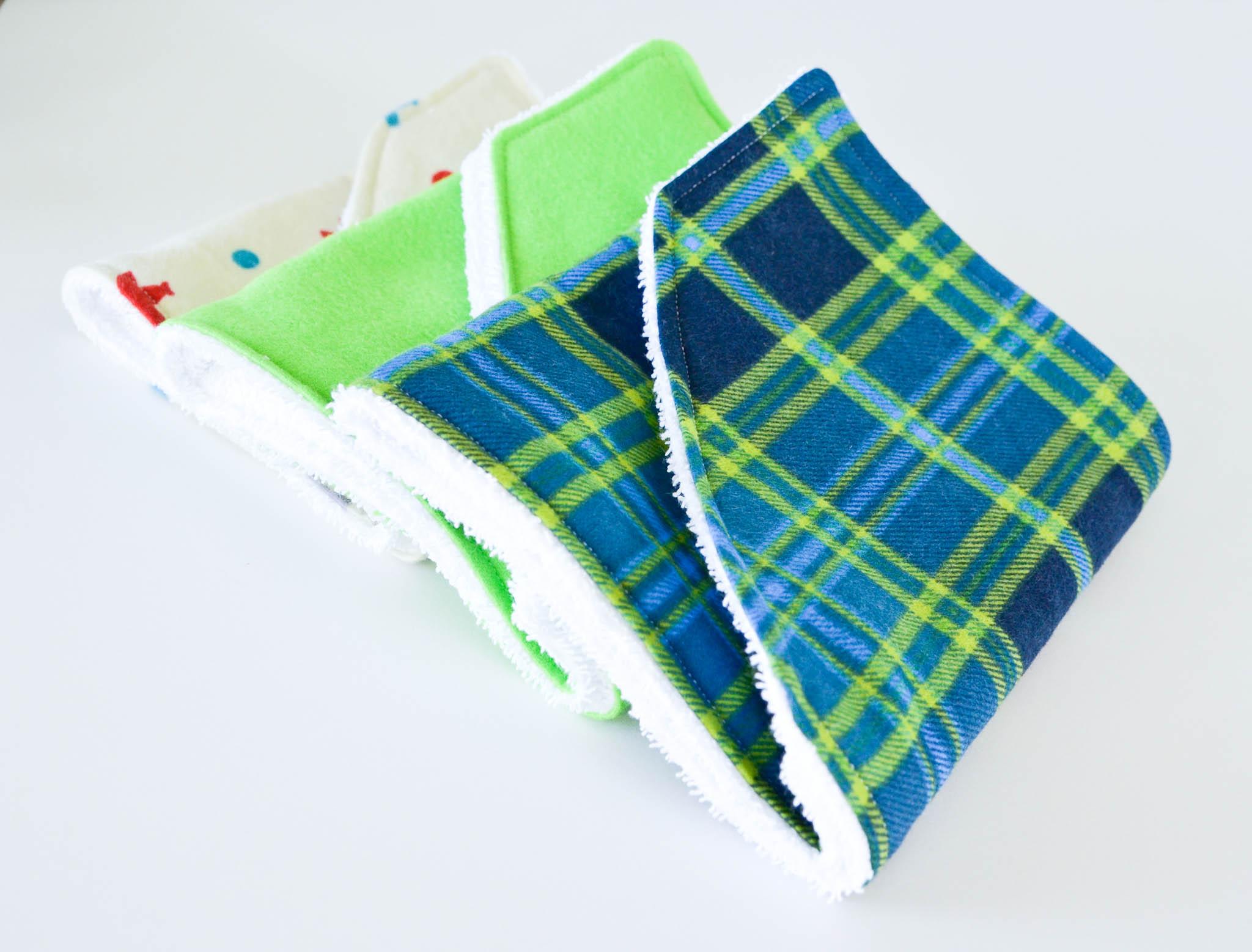 Sew A Better Burp Cloth Project Nursery