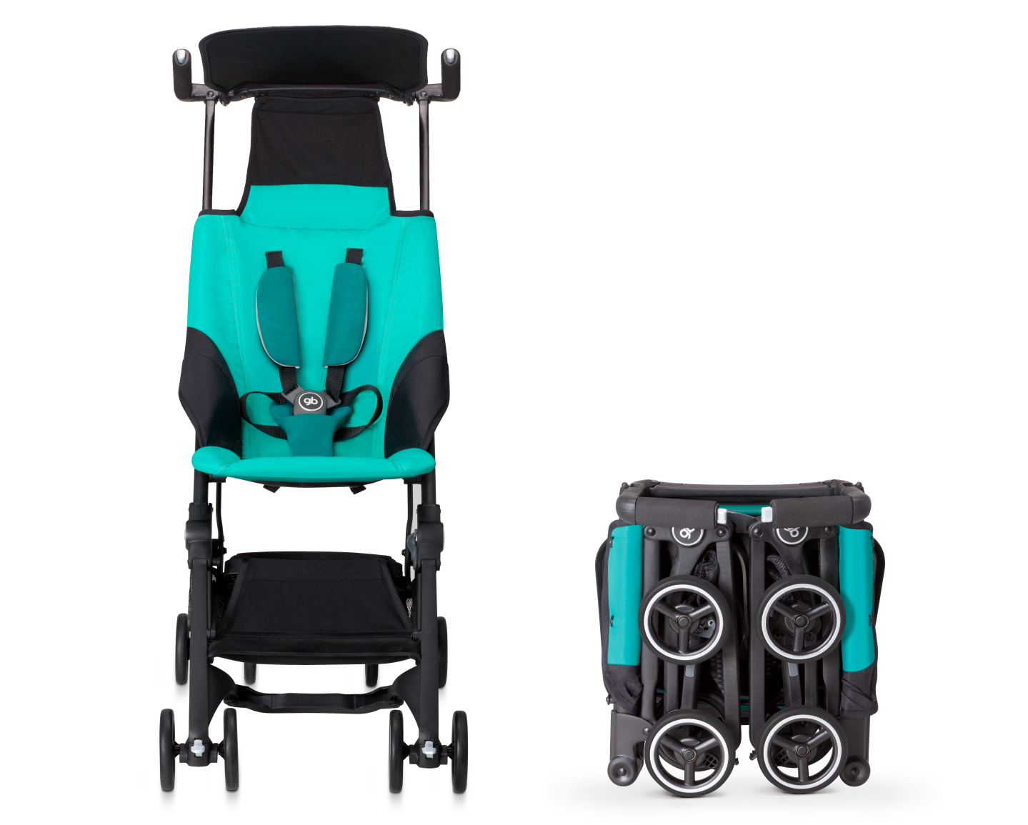 Pockit Stroller by GB