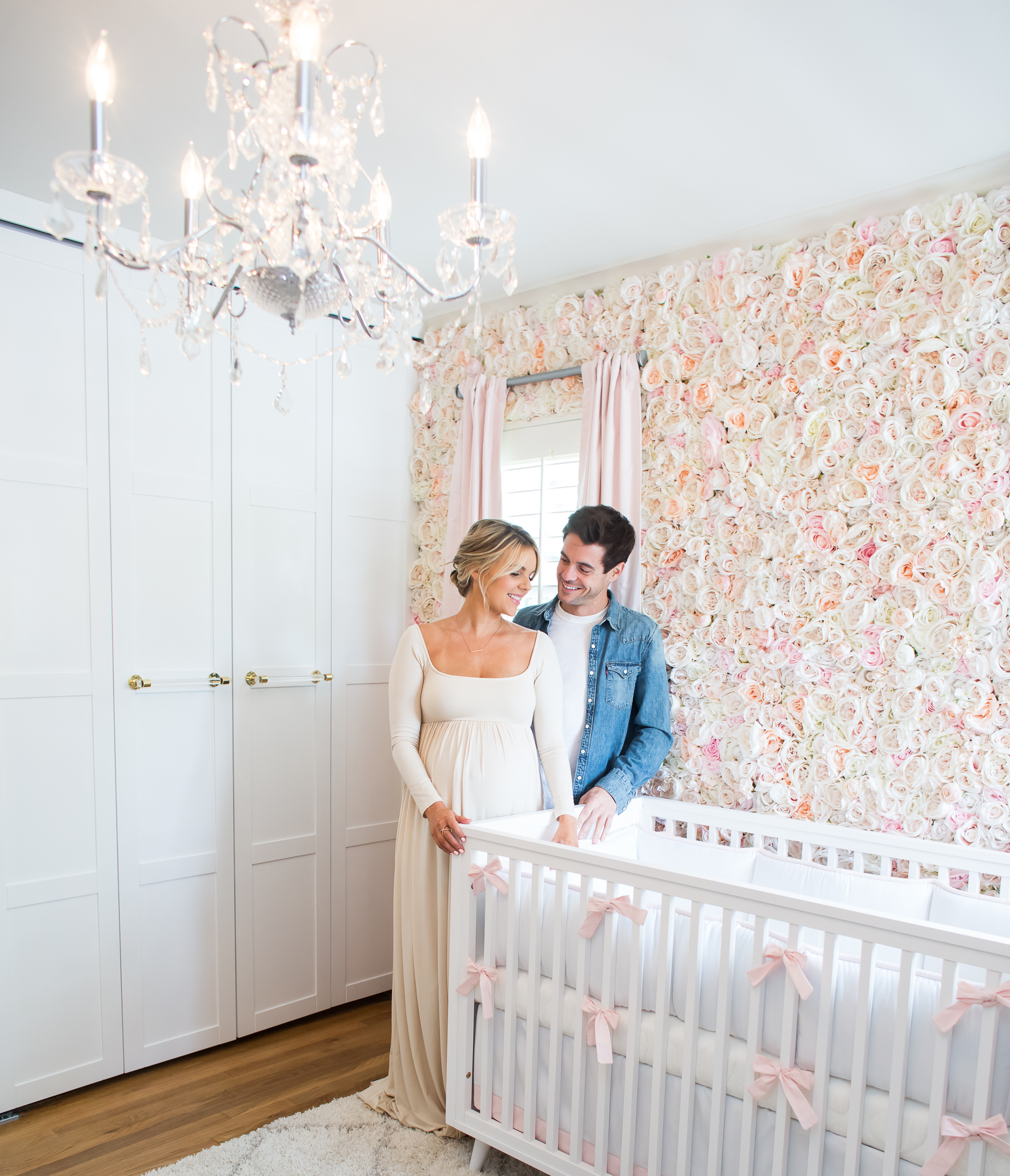 In The Nursery With Ali Fedotowsky Project Nursery