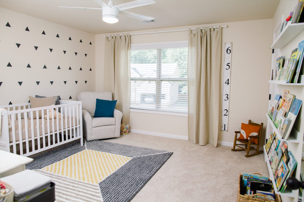 Neutral Baby Boy Nursery